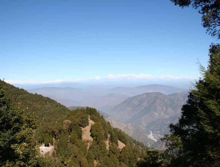 himalayas foothills